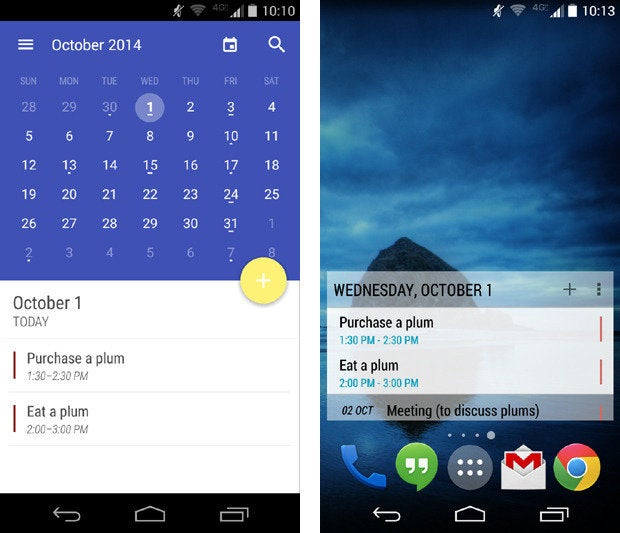 Today Calendar Android