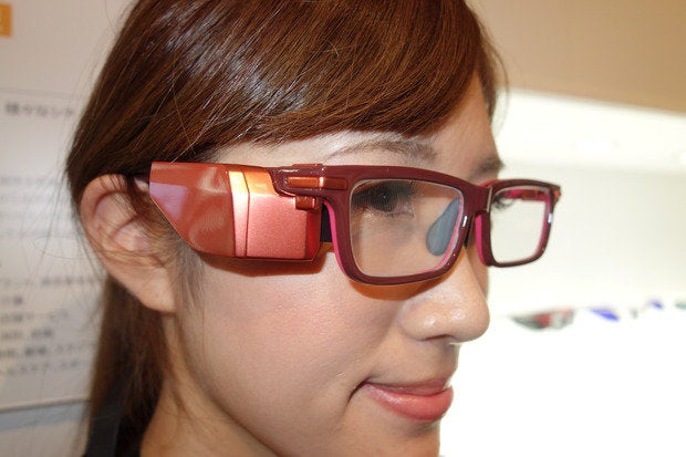toshiba glasses