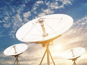 tv satellite dish