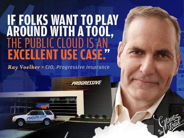 Ray Voelker Progressive