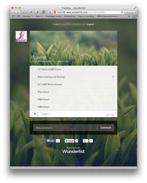 Review: Wunderlist 3 for iOS and OS X shines at delegation