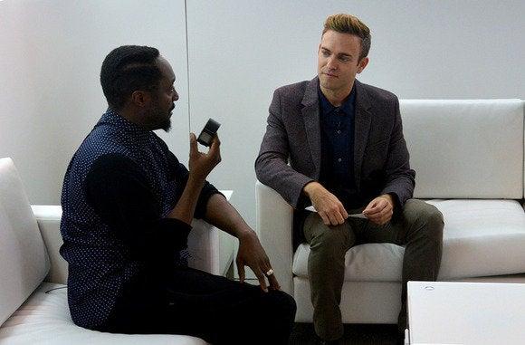 will.i.am smartwatch interview
