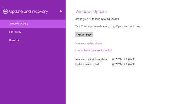windows 10 windows update larger