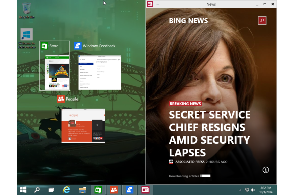 windows10 snap suggestions