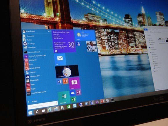 Windows 10 is a free upgrade for Windows 7 and Windows 8 users
