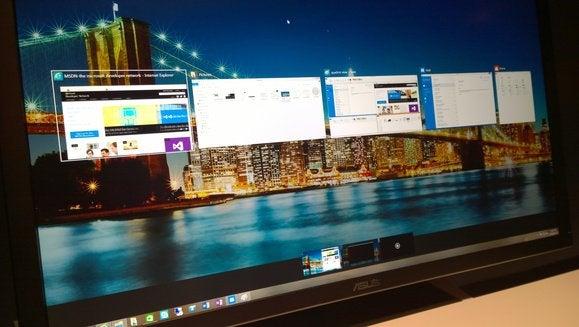 windows10 win tab