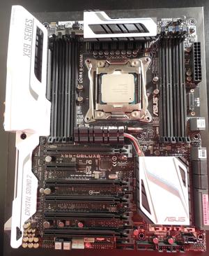 x99 deluxe motherboard