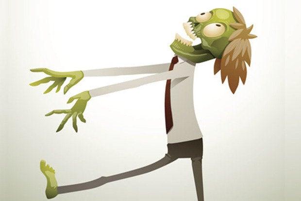 zombie businessman ts3