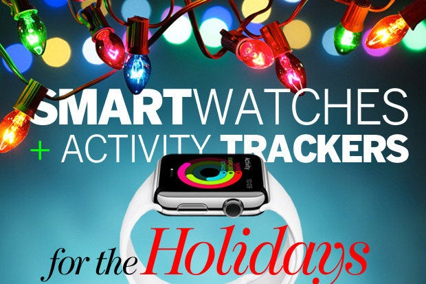 Top 21 smartwatches and activity trackers for the holidays ...
