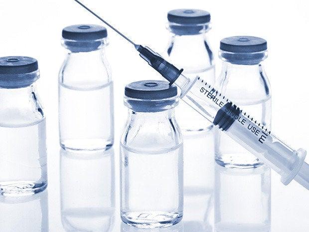 11 botox vials