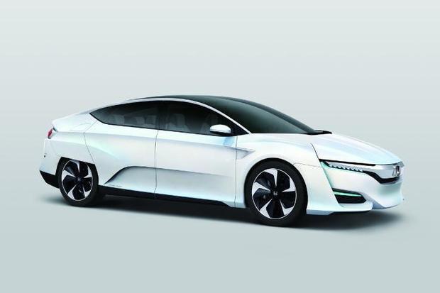 Honda's FCV