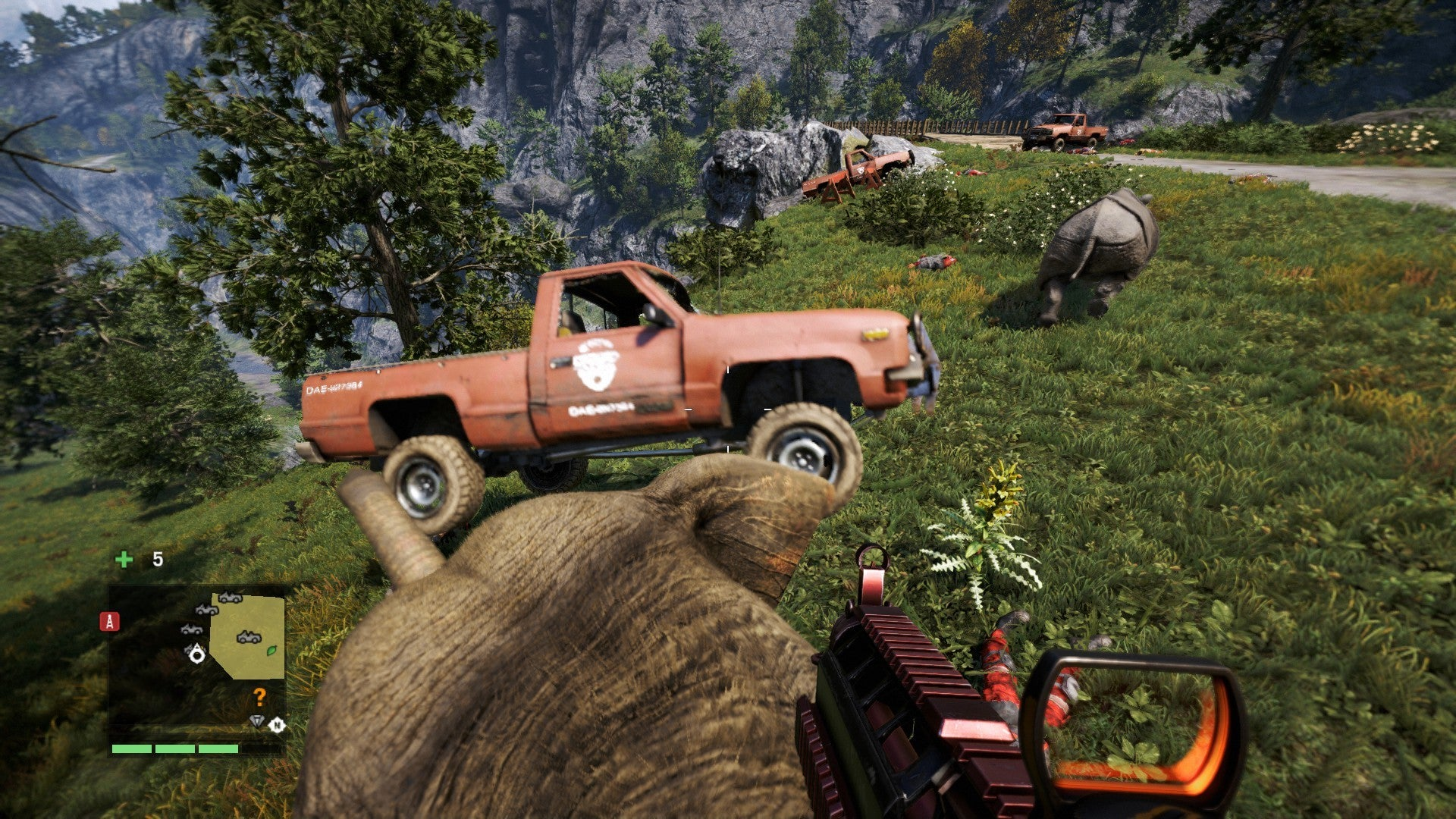 far cry 4 review the most thrilling deja vu experience. Black Bedroom Furniture Sets. Home Design Ideas