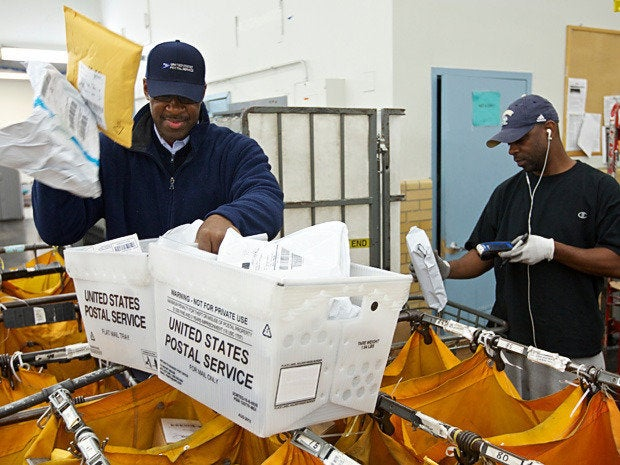 26 usps workers