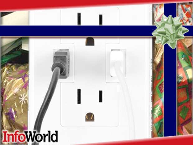 Power2U U-Socket USB wall power outlet