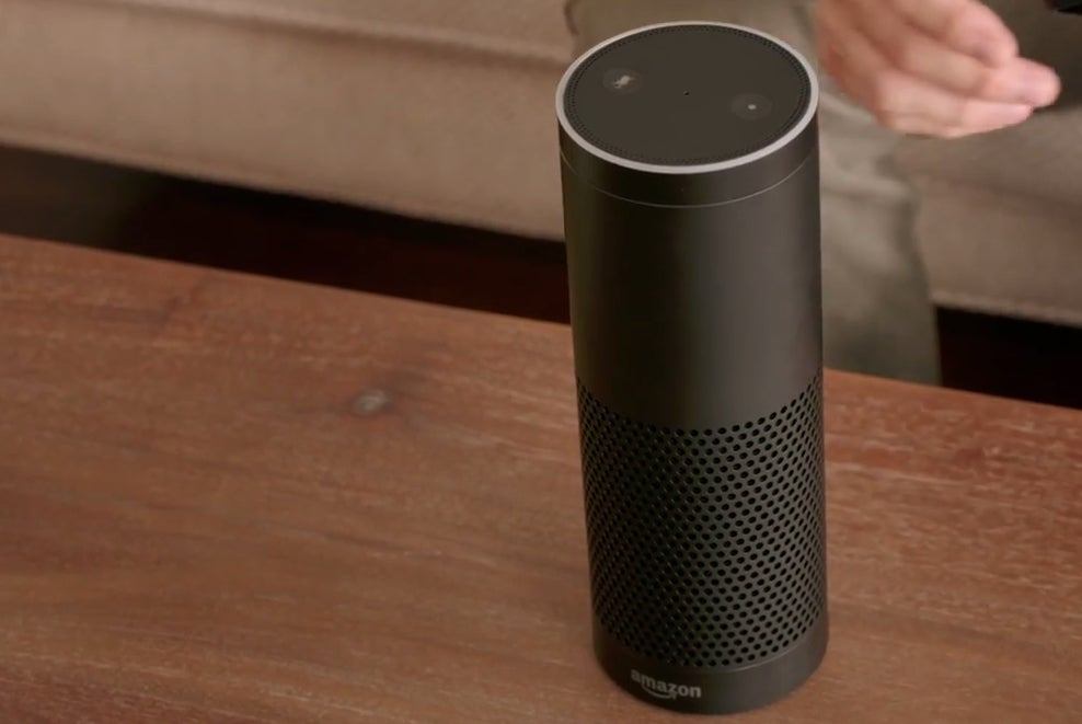 Amazon Echo update lets you control iTunes, Pandora, and Spotify
