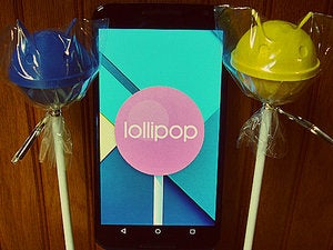 Android 5.0 Lollipop Features