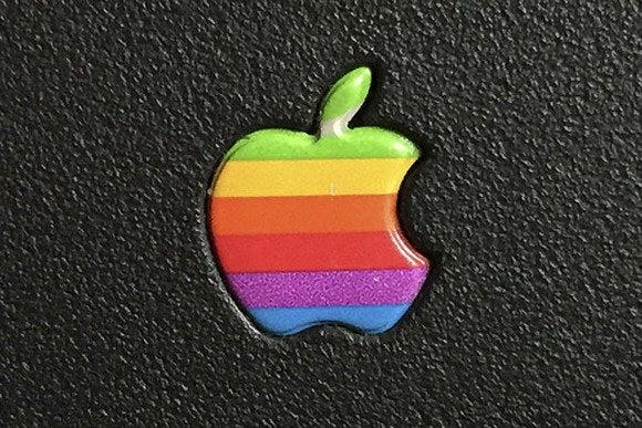 Apple logo 5