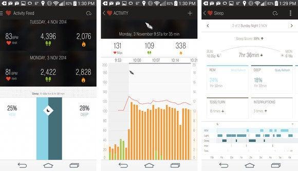 basis peak mobile app