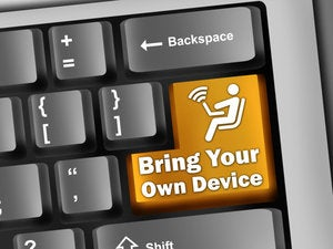 BYOD brings corporate contradictions