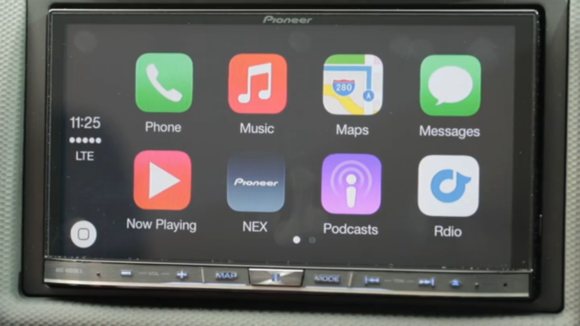 carplay home