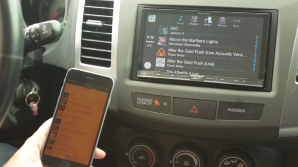 carplay music