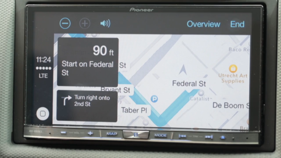 72 hours with CarPlay: Test-driving the Pioneer AVIC-8000NEX