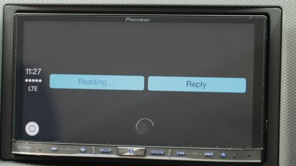 carplay text
