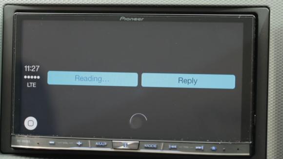 carplay text