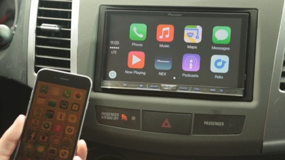 carplay with pohne