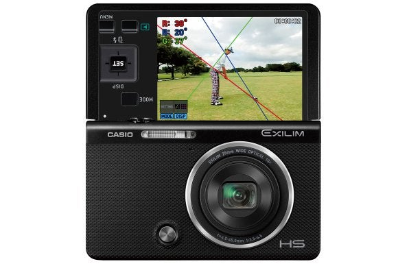 casio golf camera