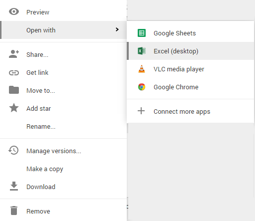 How To Open Files In Desktop Apps From Google Drive On The Web Pcworld