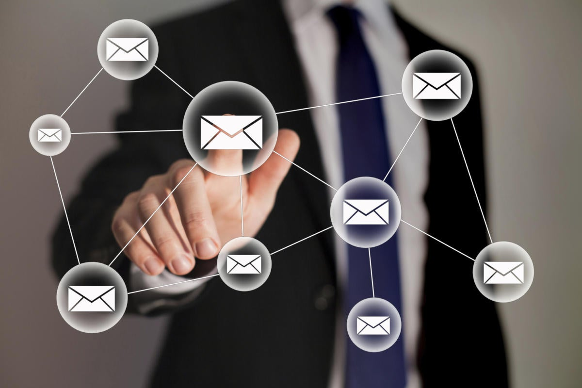 email marketing thinkstock