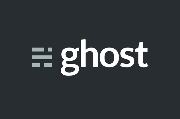 ghost logo big