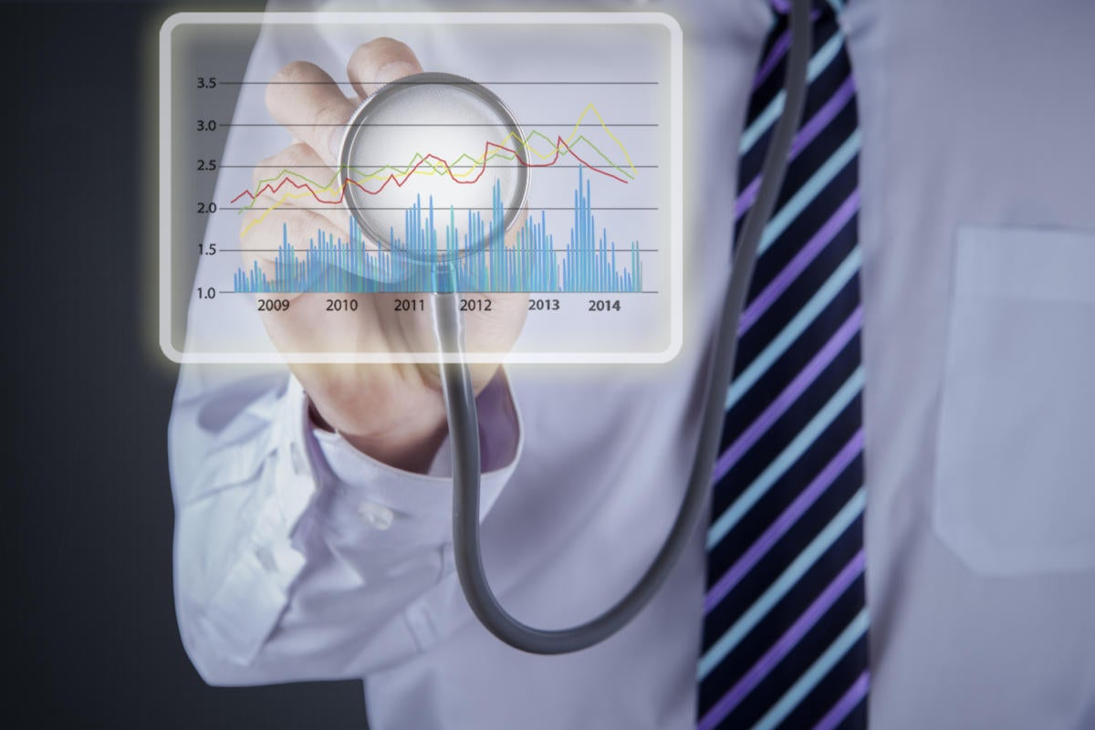 healthcare data thinkstock
