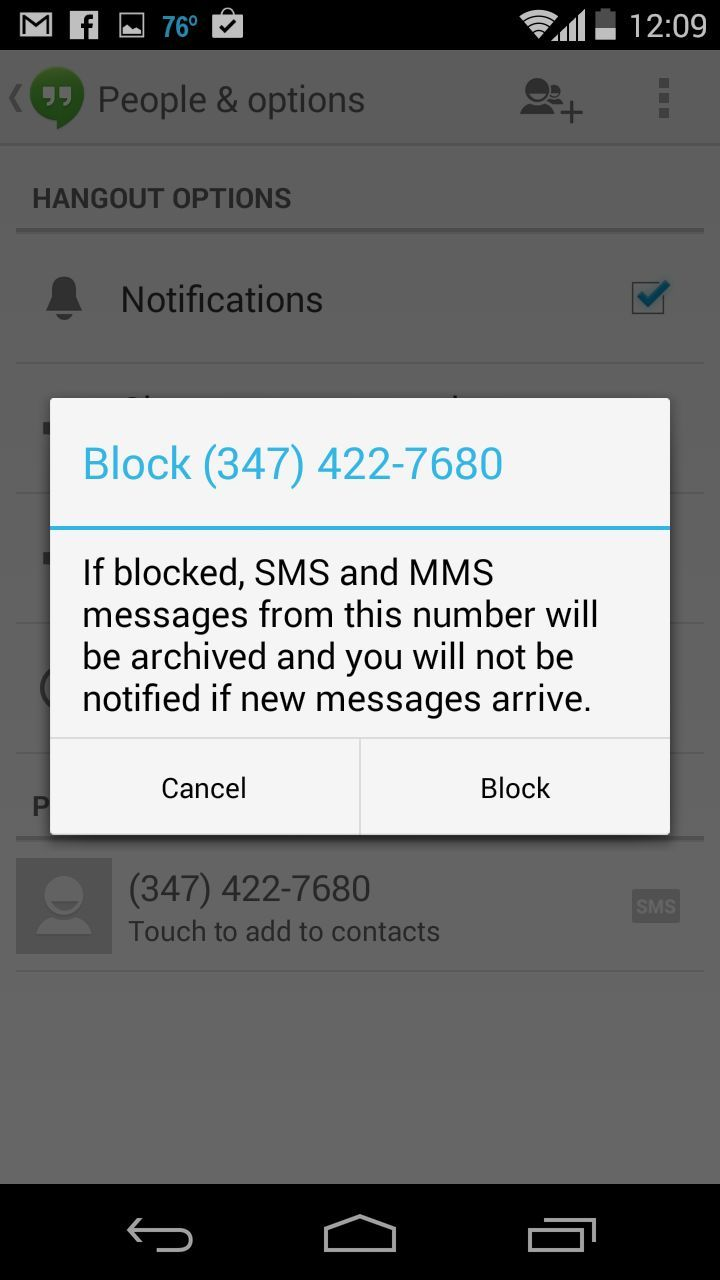 How to stop SMS spam on your Android or iOS phone | PCWorld