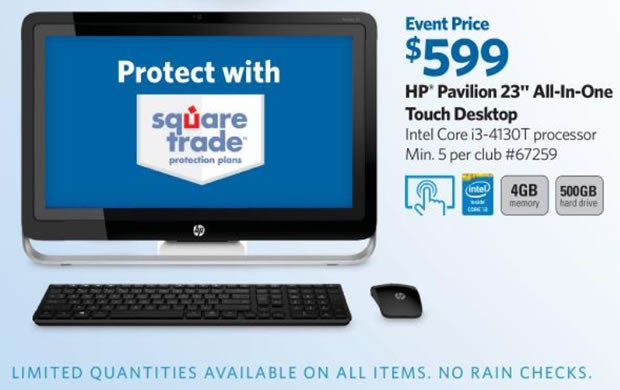 11 Black Friday deals for HP Pavilion All-in-One PCs with