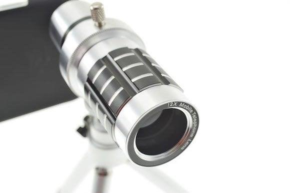 iphone 6 12x telescope zoom photo lens