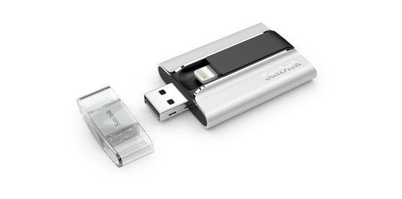ixpand flash drive left angle open hr 1