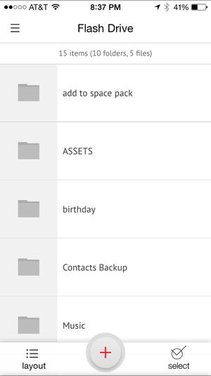 ixpand sync folders