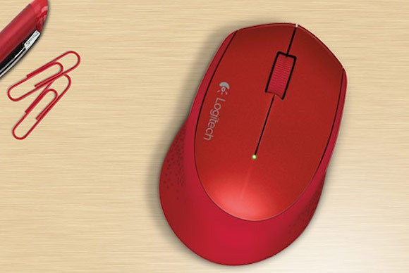 logitech wireless mouse m320