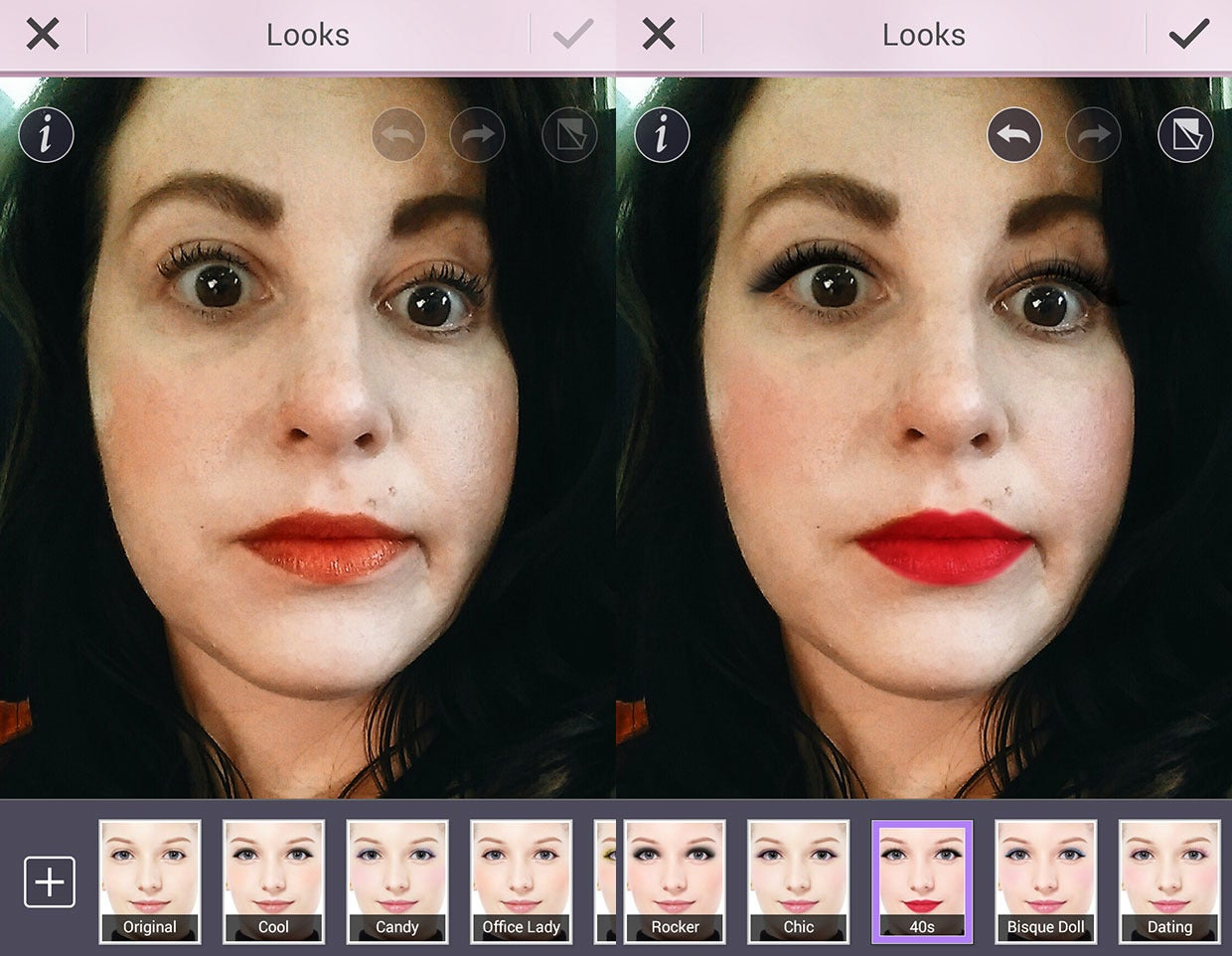8 weird Android selfie apps that give you a virtual makeover