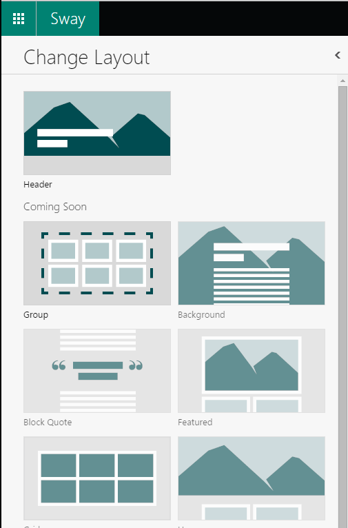 1234567891 Microsoft Way Redmond: Hands On With Microsoft Sway, The Web-savvy, Shareable