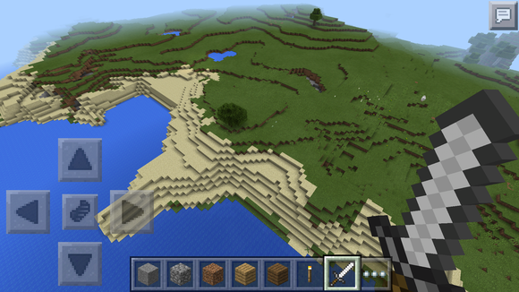 minecraft cloudview