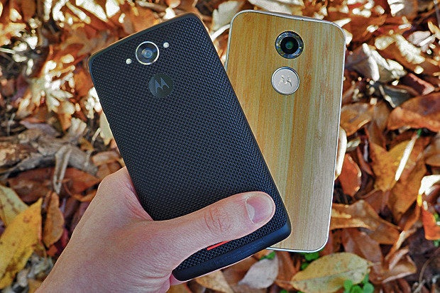 Moto X vs Droid Turbo
