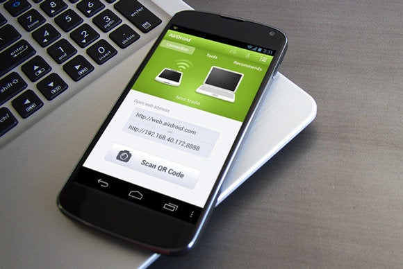 phone pc airdroid