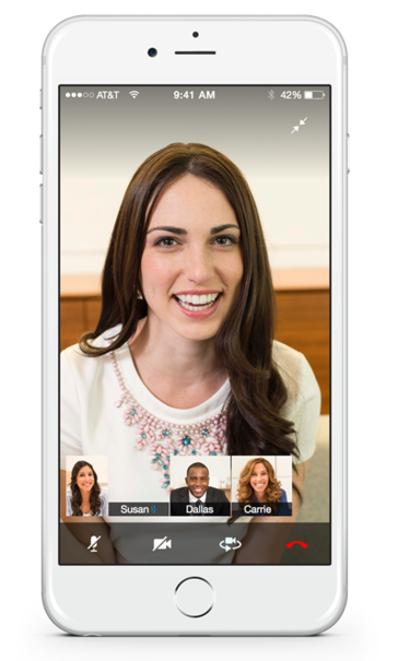 Cisco's Project Squared mobile collaboration app