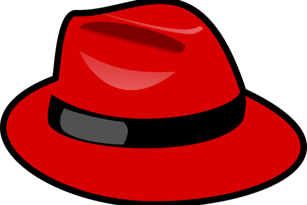 Fedora 22 provides three ways to don Red Hat