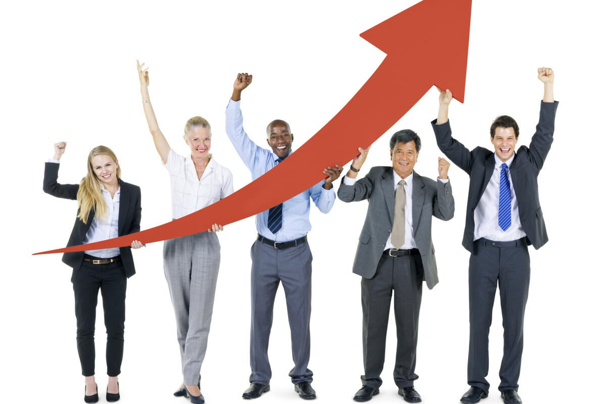 sales team success thinkstock