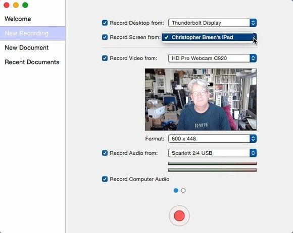 screenflow chooser