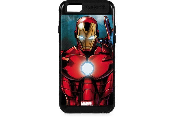 skinit ironman iphone
